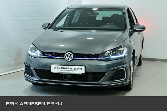 Volkswagen Golf 1,4 TSI 204HK GTE PLUG-IN HYBRID Navi, Kamera + +  2018, 44990 km, kr 239900,-