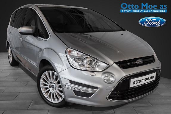 Ford S-MAX 1,6 TDCi 115hk Titanium 1,99% RENTEKAMPANJE  2012, 163773 km, kr 139900,-