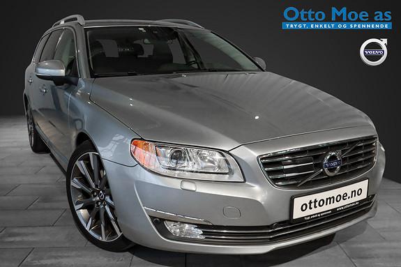 Volvo V70 D4 Summum aut RENTEKAMPANJE 1,99%  2014, 123790 km, kr 269900,-