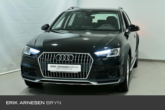 Audi A4 allroad 2.0 TDI 190hk quattro aut Viritual c, Krok, ACC, Navi +  2018, 45506 km, kr 469900,-