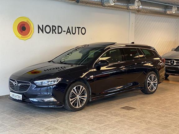 Opel Insignia 1.5  Sports Tourer/OPC/Turbo/165HK/Webasto/Krok/Matrix-  2018, 53500 km, kr 329900,-
