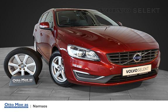 Volvo V60 D2 Summum aut RENTEKAMPANJE 1,99%  2017, 101674 km, kr 269900,-