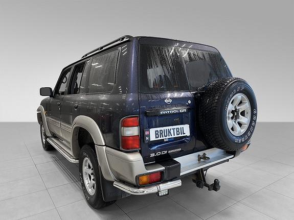 Bilbilde: Nissan Patrol