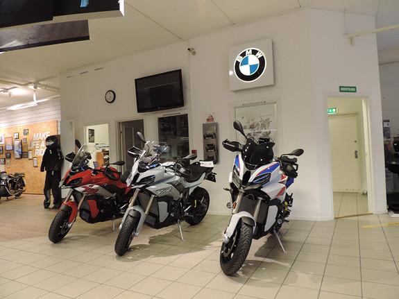 Bilbilde: BMW S1000XR HP