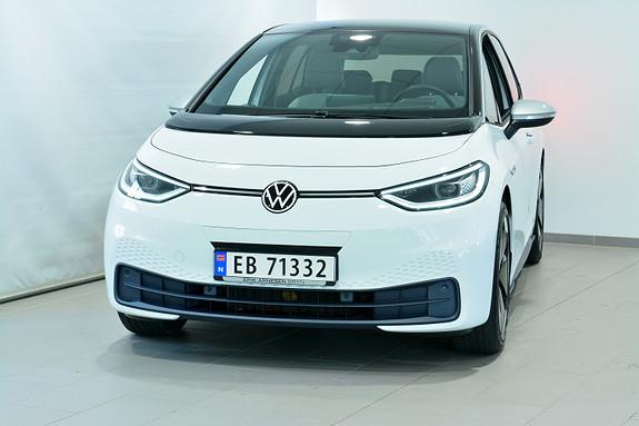 Volkswagen ID.3 1ST MAX, 20'', Panorama, Head-up, Ryggekamera, Matrix  2020, 7500 km, kr 379900,-