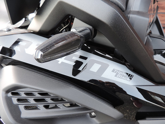Bilbilde: BMW R1250GS Adventure