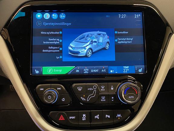 Bilbilde: Opel Ampera