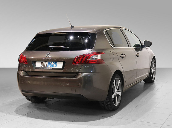 Bilbilde: Peugeot 308