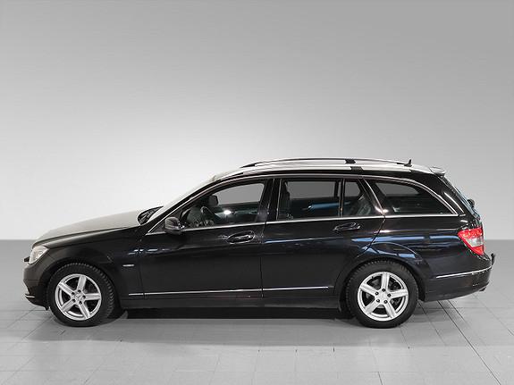 Bilbilde: Mercedes-Benz C-Klasse