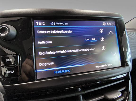 Bilbilde: Peugeot 208