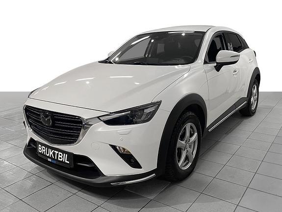 Bilbilde: Mazda CX-3