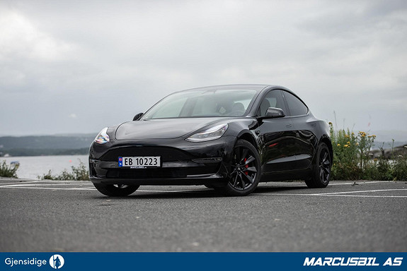 "Tesla Model 3 ""BASE"" PERFORMANCE AP/HIFI/VINTER/H.FESTE  2019, 21500 km"