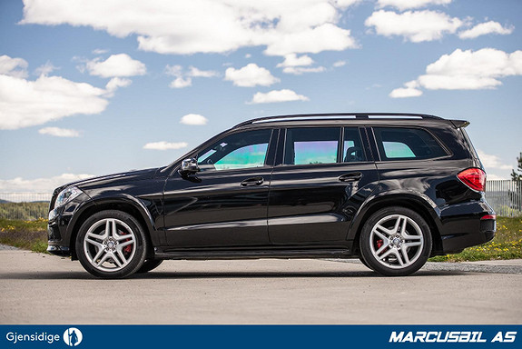 Mercedes-Benz GL 350CDI/AMG/DAB/DISTRONIC+/7S/DVD/PANO  2013, 193363 km, kr 499900,-