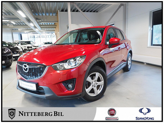 Mazda CX-5 Advance 4x4 Automat- Dab - Navigasjon -  2013, 108000 km, kr 209000,-