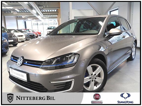 Volkswagen Golf 1,4 TSI 204hk - Fjernbetjent webasto - Navigasjon - Dab  2016, 49000 km, kr 199000,-