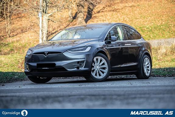 Tesla Model X 75D 5S/FSD/HIFI/VINTER/SKINN/HEPA/H.FESTE  2017, 80722 km, kr 569999,-