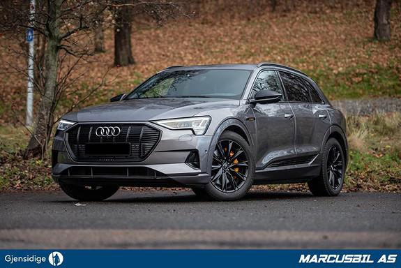 Audi e-tron 55 EXCLUSIVE - ALL Inclusive/Pano/Matrix/B&O/ACC/Krok  2020, 12000 km, kr 849000,-