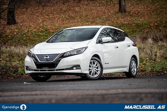 Nissan Leaf 40 kWt N-Connecta  2018, 54000 km, kr 229900,-