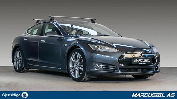 Tesla Model S 85D AP1/HIFI/VINTER/7S/PANO/S+ V  2015, 117500 km, kr 399999,-