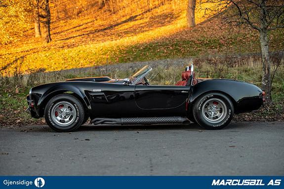 AC Cobra Replica , Bygget og godkjent på Corvette C3,  1981, 26751 km, kr 1150000,-