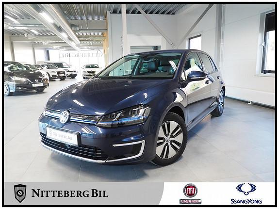 Volkswagen Golf Skinn - Adaptive Cruise - Dynaudio -Varmepumpe LAV KM!  2016, 39000 km, kr 169000,-