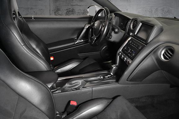 Bilbilde: Nissan GT-R