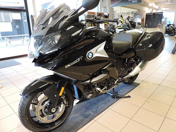 Bilbilde: BMW K1600GT