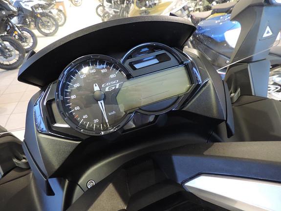 Bilbilde: BMW C650GT