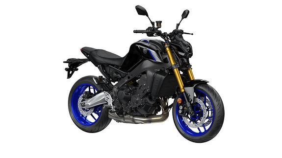 Bilbilde: Yamaha MT-09SP