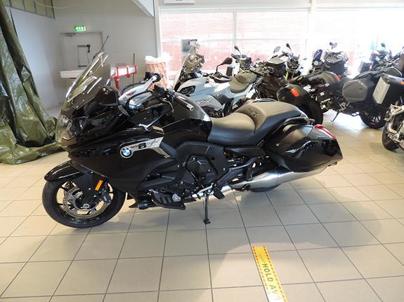 Bilbilde: BMW K1600 Bagger