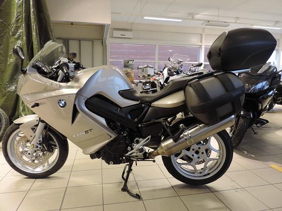 Bilbilde: BMW F800ST