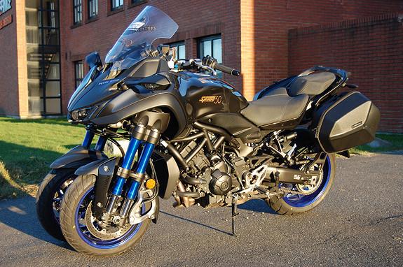 Bilbilde: Yamaha NIKEN GT