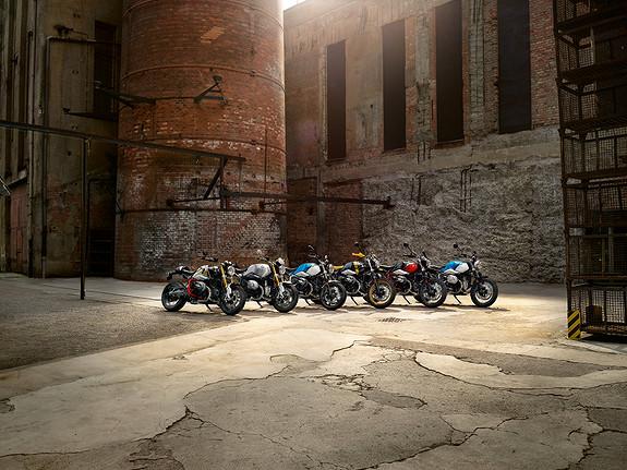 Bilbilde: BMW RnineT