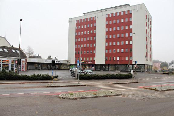 Nyoppussede leiligheter med 1 soverom midt i Sandefjord sentrum.