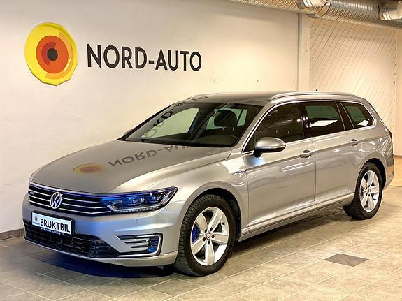 Volkswagen Passat GTE/204hk/Krok/Webasto/Ryggekam/Active info  2018, 39357 km, kr 339900,-