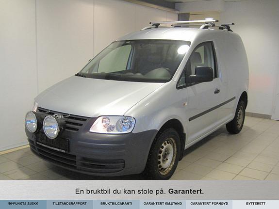 Volkswagen Caddy 105 dpf 4mo    vare 4Motion , hengerfeste , Xenon  2010, 140500 km, kr 89000,-