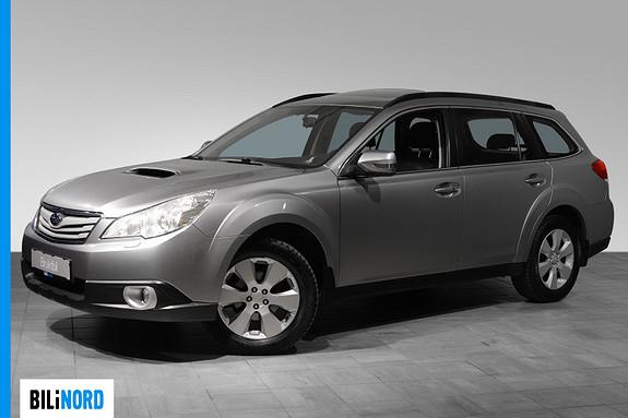 Bilbilde: Subaru Outback