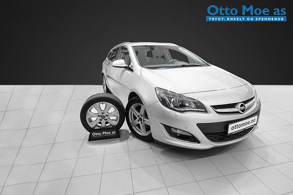 Opel Astra 1,7 CDTi 110hk ecoFLEX Premium RENTEKAMPANJE FRA 1,99%  2014, 105000 km, kr 129900,-