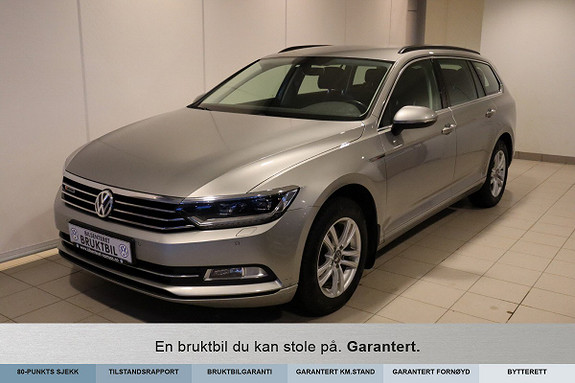 Volkswagen Passat 2,0 TDI 150hk 4MOTION Businessline Webasto, Forhøyet++  2015, 97200 km, kr 239000,-