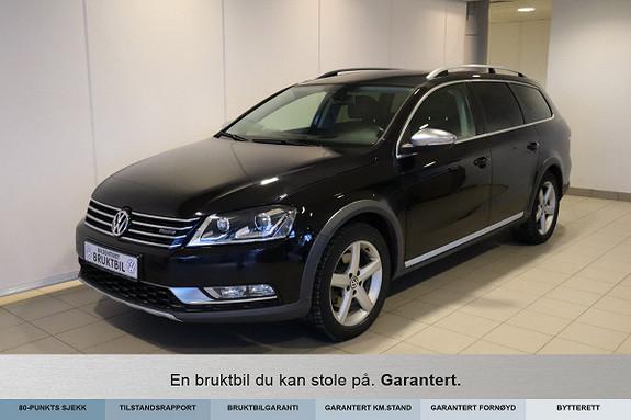 Volkswagen Passat Alltrack 2,0 TDI 140hk 4MOTION Webasto, Skinn, Bi-Xenonlys, Cruise  2013, 110600 km, kr 179000,-