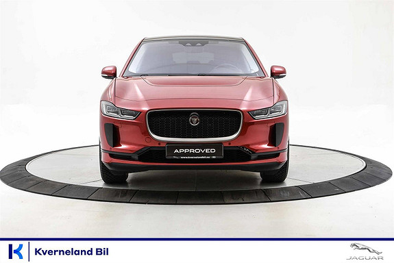 Jaguar I-PACE 400 Nordic Edition Panorama  2020, 14 200 km, kr 639 000,-