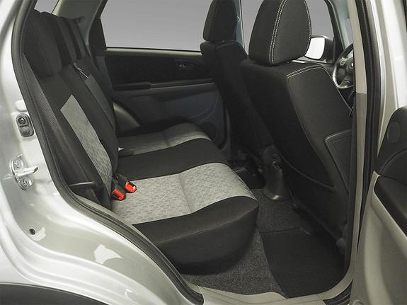 Bilbilde: Suzuki SX4