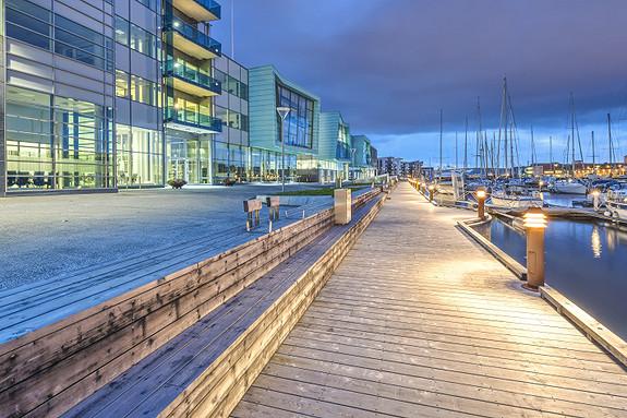 \:-bygget, fantastisk beliggenhet i Solheimsviken