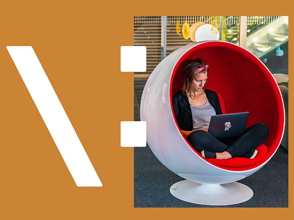 Ta del i Solheims\:ikens nye kontorfellesskap for teknologi- og innovasjonsbedrifter.