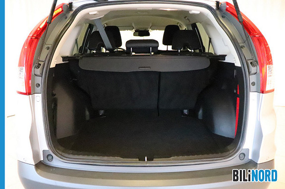 Bilbilde: Honda CR-V