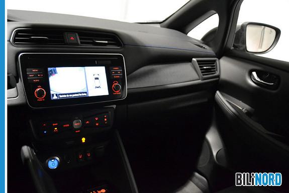 Bilbilde: Nissan Leaf