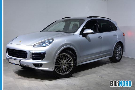 Bilbilde: Porsche Cayenne