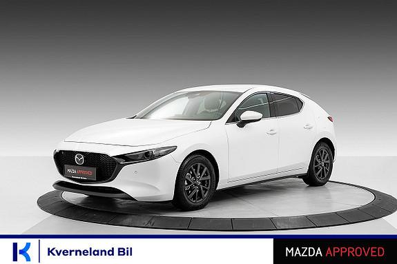 Mazda 3 2,0 122hk MHybrid Cosmo aut / SOM NY  2019, 1000 km, kr 319000,-