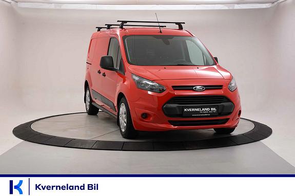 Ford Transit Connect 220L1 1,6Ti 150hk Trend Hengerfeste/ Bensin/DAB+  2015, 82300 km, kr 149000,-