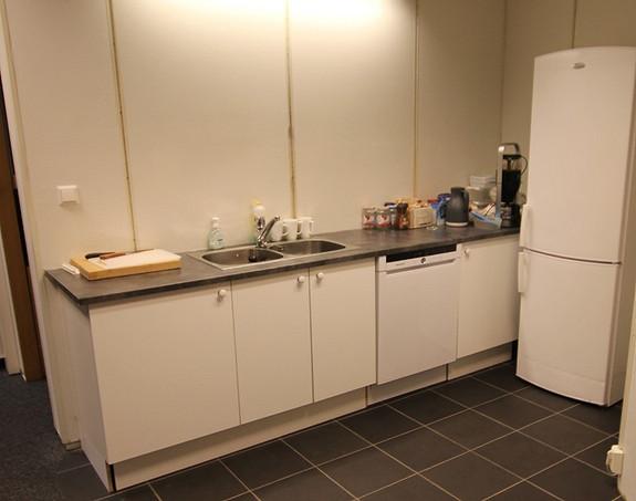 Vask og kjøleskap
